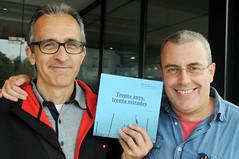 Presentació del llibre 'Trenta anys, trenta mirades' 25/04/17