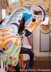 Carousel horse (char1iej) Tags: charliej char1iej charliejphotography canon carousel horse painted 5d 5dmkii lightroom myrtlebeach broadwayatthebeach merrygoround