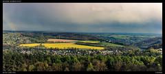 Stormy Skies (Falcdragon) Tags: sonyrx100mk128100mmf1849 sarttilman chu tilff liège belgium landscape light sky clouds panorama