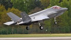 14-5096/HL  F-35A LIGHTNING 34FS  USAF (MANX NORTON) Tags: usaf hercules c130 ac130 mc130j kc10 boeing kc135 rc135 e8 jstars e3 sentry mv22 cv22 osprey c5 galaxy c17 globemaster b1b lancer b2 spirit b52 u2 a10 thunderbolt f22 raptor f35 lightning f15 eagle f16 falcon c12 mc12w c20 c21 c32 c37 c40 pilatus u28pc12 e4b hh60 pavehawk 100th arw