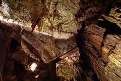 The bridge (marko.erman) Tags: bridge underground slovenia pont cave stalactites stalagmites souterrain grotte slovnie postojna