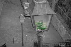 20130223-0345.jpg (ma|re photo) Tags: paris green photography mare bottles dumb sony dump montmartre lantern waste alpha marephotography slta65v sonyalphaslta65v