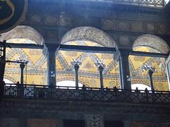 Hagia Sophia, Istanbul, Turkey - July 2014 - 36 (Jimmy - Home now) Tags: turkey catholic islam istanbul ama hagiasophia danube hagiasofia rivercruise bluedanube catholics catholism rivermuseum amawaterways