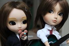 Victor et Nina (suzou-chan) Tags: doll stock sage pullip nina guitare taeyang