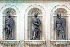 France-001467 - Base of the King Ren Statue (archer10 (Dennis)) Tags: france castle cathedral sony free dennis jarvis lafrance globus angers iamcanadian saintmaurice la france freepicture dennisjarvis archer10 chteau dennisgjarvis dangers nex7 18200diiiivc