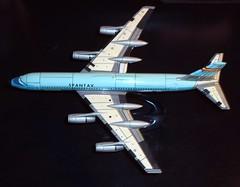 Spantax Airlines Convair 990 (Sentinel28a1) Tags: convair convair990 spantax