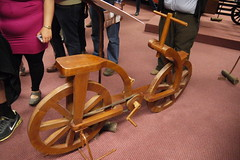 Bicicleta ( fOto) Tags: uruguay lumix arte davinci panasonic leonardo montevideo vinci renacimiento mquinas m43 latu gf3 mirrorless micro43 claudiocigliutti