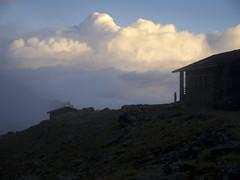 001 - lasciando il rifugio Arbolle (Angelo ci spiace averti lasciato li....) (TFRARUG) Tags: alps alpine alpi valledaosta valdaosta arbolle lagogelato emilius ruthor leslaures trecappuccini