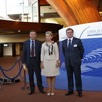 Tymoshenko in Strasbourg