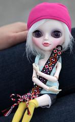 3 (heartilly_rin) Tags: anime doll dolls bracelet bracelets cilia friendshipbracelets eylashes tangkou tangkoudolls