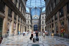 Naples - Italy (Been Around) Tags: italien italy europa europe italia campania travellers eu ita napoli naples europeanunion neapel 2014 galleriaumbertoi galleriaumberto kampanien thisphotorocks worldtrekker expressyourselfaward