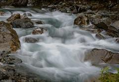 Cascade Detail - Alaska (petechar) Tags: detail water alaska landscape waterfall stream casca