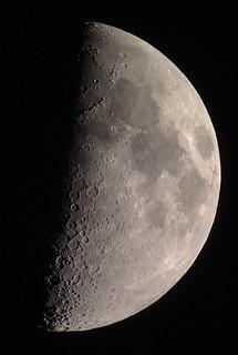Moon w/ iPhone through 8