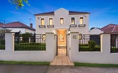 61 Oliver Street, Bexley North NSW