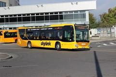 Trent Barton (Kinch) 909 BX64WHW (Andy4014) Tags: bus mercedes leicester derby loughborough skylink kinch citaro trentbarton bx64whw