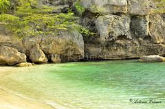 Lagoon (Antonia Krmer) Tags: lagune meer carribean lagoon curacao azur karibik ozean azurblau antoniakrmer ocenblue