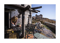 Ahmed from The Windmill 3 (jrockar) Tags: travel people 3 man building guy home windmill beautiful stone architecture rural canon turkey photography place mark iii ruin documentary human madness l 5d remote f4 1740 mk ordinary f4l ordinarymadness peksimet
