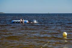 028A3579 (Byskan) Tags: sea summer river coast sweden july baltic resort sverige juli hav sommar kust havsbad byske byskelven bottenhavet byskanse byskan