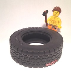 Hammer Strikes! (wingtorn) Tags: life shirtless loss sport hammer bar race toys lego muscle ninja competition tires plastic american warrior pr minifig rogue athlete fitness abs grind weight strikes stronger protein weights rx spartan deadlift sledge snatch nutrition calisthenics routine reebok minifigure pullups wod kettlebell unders crossfit gains anw muscleup boxjump legolize wingtorn uploaded:by=flickrmobile flickriosapp:filter=nofilter
