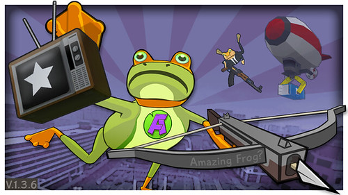 Amazing Frog icon TV Edition