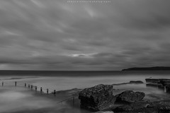 Timeless (Shane Ainsworth) Tags: ocean longexposure sea blackandwhite bw cloud white seascape black water rock clouds landscape landscapes blackwhite seaside rocks waves seascapes cloudy sydney wave australia nsw newsouthwales saltwater rockpool rockpools oceanpool seabaths oceanart mahonrockpool