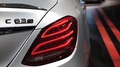 Mercedes-Benz C 63S (piloto trasero)