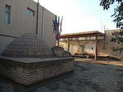 DSCN5497 (bentchristensen14) Tags: uzbekistan citywall khiva ichonqala
