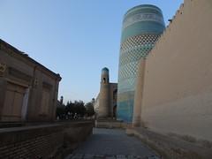 DSCN5480 (bentchristensen14) Tags: uzbekistan khiva ichonqala kaltaminar