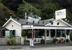 Havelock, South Island - The Mussel Pot (Markus Lüske) Tags: new zealand newzealand neuseeland south island southisland havelock lueske lüske luske