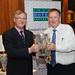 Tim Fenn & Philip Scallon, Celtic Linen, Sponsor