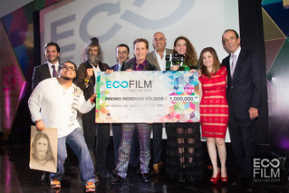 ECOFILM 2014 Premiación Museo Soumaya 45
