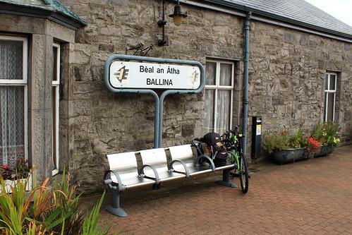 Ballina Train Station