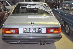 BMW 745i Turbo E23 (1980-1986) (Transaxle (alias Toprope)) Tags: auto berlin classic cars beauty car vintage 1982 nikon power antique culture voiture legendary historic turbo coche soul carros 1984 classics cult bmw 1981 carro oldtimer motor 1983 autos nikkor veteran 1986 1980 1980s 1985 legend iconic macchina coches 7series veterans voitures 745 toprope 745i meilenwerk 7er youngtimer macchine youngtimers klassik d90 e23 motorklassik 7serie classicremise