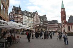 Old town, Frankfurt!