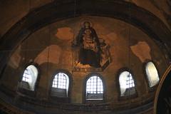 Hagia Sophia, Istanbul, Turkey - July 2014 - 20 (Jimmy - Home now) Tags: sea museum turkey river catholic islam istanbul ama blacksea hagiasophia danube hagiasofia rivercruise bluedanube catholics catholism amawaterways
