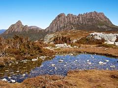 Approaching Cradle Mt (Brett Watson-Luke) Tags: au australia