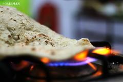 Ya Allah humaray rizq mai barkat farma, aameen (hisalman) Tags: food roti canon70d