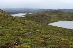 Day 2: Lake country of western Greenland (Gregor  Samsa) Tags: summer lake trekking trek circle walking pond view hiking path walk north august hike arctic trail backpacking greenland vista overlook viewpoint wandering treck trecking deepnorth arcticcircletrail