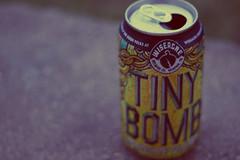 Tiny Bomb (Mook Stuart) Tags: beer memphis wiseacre tinybomb