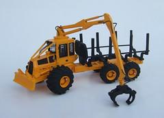 Franklin Treefarmer Forwarder (ForstThueringen) Tags: franklin 187 modell pulpwood forwarder treefarmer forstmaschine forestrymodel