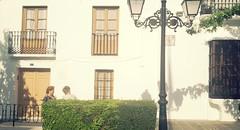 Mijas pueblo . Andalucia (Nick Kenrick.(mostly off until February.. India )) Tags: spain andalucia costadelsol mijas pueblosblancos plazadelaconstitucion mijaspueblo