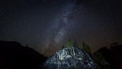 Milkyway Hohentauern (Mike MacBi) Tags: stars austria landscapes astro astrophotography nightsky landschaft steiermark styria sterne milkyway langzeitbelichtung milchstrase