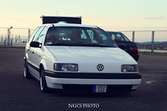 Volkswagen Passat Variant (NGcs / Gábor) Tags: volkswagen german variant car passat b3 lowered tuned tuning stanced dropped vw kombi wagon estate stance tiefergelegt