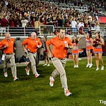 Clemson at No.1 FSU Photos
