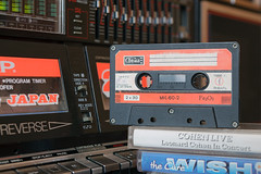 Свема МК-60-2 (©Andrey) Tags: old school russian audio cassette tape ussr ilobsterit 396 266 explore explored wf939 non stop music