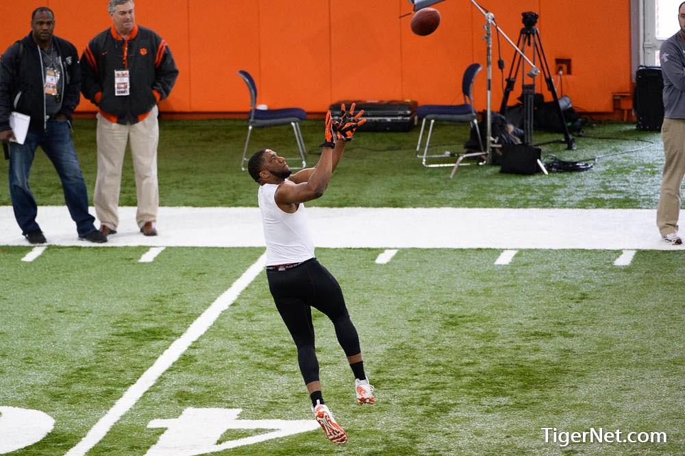 Clemson Photos: 2014, Brandon  Ford, Football, practice, proday