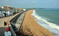 Torcross,South Hams,Devon,England (williamrandle) Tags: southwest beach nikon holidays devon seaview torcross 2014 southhams slaptonsands d7100 18105mmlens