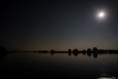 Elbe Nachts (holgerpommerien) Tags: tor brcke osten elbe alte zum grenze dmitz