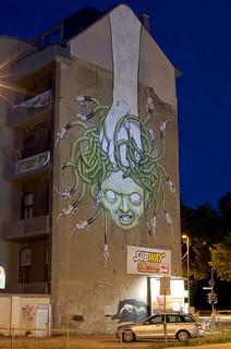 StreetWorks: »Medusa« – Night-Pieces BXXXIV - 868x