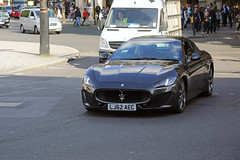 Granturismo Sport (kenjonbro) Tags: uk england black london westminster trafalgarsquare coupe charingcross maserati 2012 sw1 granturismo worldcars kenjonbro granturismosport canoneos5dmkiii lj62aec